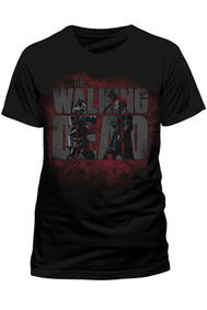 The Walking Dead (Axed Zombie) T-Shirt (M)
