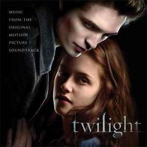 Soundtrack : Twilight (CD)