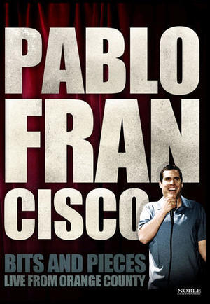 Pablo Francisco: Bits and pieces live (DVD)
