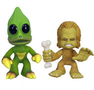 Land of the Lost - 2-Pack Sleestak & Chaaka 15 cm