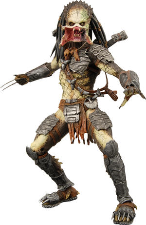 "AVP: Requiem - Predator ""Open Mouth"" Figur 8"""