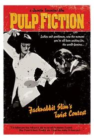 Poster: Pulp Fiction (Twist contest)