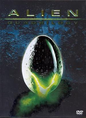 Alien Quadrilogy Box (9-Disc) (DVD)