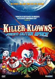 Killer Klowns from Outer Space (DVD)