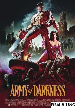 Poster: Army of Darkness (EVIL DEAD 3)