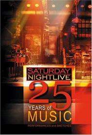 Saturday Night Live: 25 Years of music performances & Sketches  (DVD)
