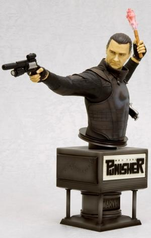 "The Punisher: Warzone - Fine Art Bust 8"" (Kotobukiya)"