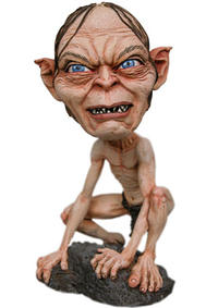 Lord of The Rings - Gollum - Head Knocker (Neca) 18cm