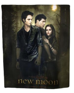 "Twilight - ""New Moon"" - Fleecefilt - Neca"