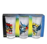 Batman - 3-pack glas (30cl)