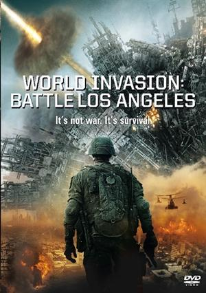 World Invasion: Battle Los Angeles (DVD)