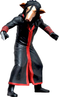 "Saw - Xtreme Dform Resin Statue Jigsaw Killer 9"" Figur (Hollywood Collectibles)"