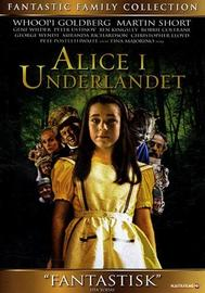 Alice i Underlandet (1999) (DVD)
