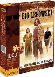 The Big Lebowski - Pussel (1000 bitar)