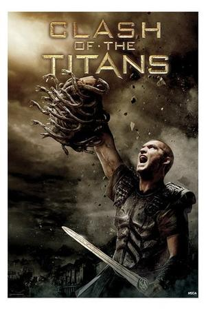 Poster: Clash of the Titans