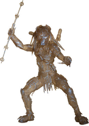 AVP: Requiem  - Predator Stealth Mode Figure - Neca 7&quot;
