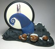 The Nightmare Before Christmas - Diorama Spiral Hill - Neca