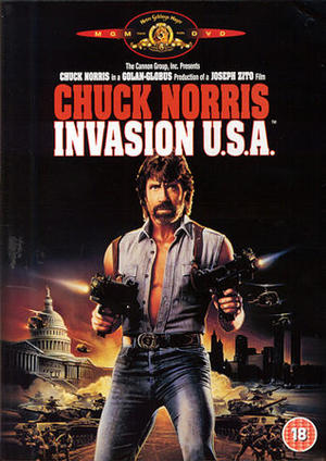 Invasion USA (Import Sv.Text) (DVD)