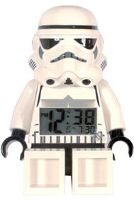 Star Wars - Lego Star Wars VäckarKlocka - Stormtrooper