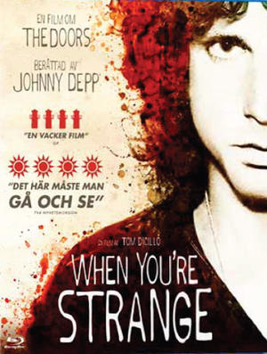 Doors: When you're strange (DVD)