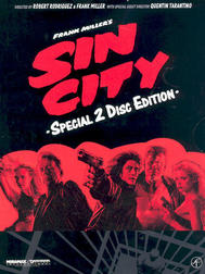 Sin City - Special 2-disc edition (DVD)