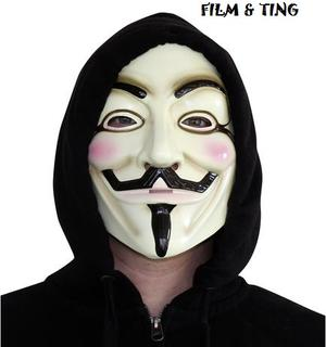 V For Vendetta Mask - Guy Fawkes Anonymous