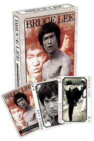 Kortlek: Bruce Lee - Affirmations