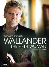 Wallander: The Fifth Woman (DVD)