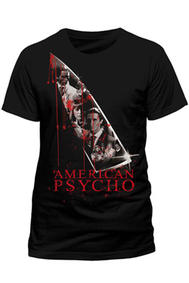 American Psycho (Bloody Knife) T-Shirt (XL)