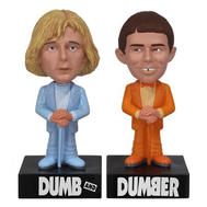 Dumb & Dumber - Talande Bobble-Head Set (18 cm)