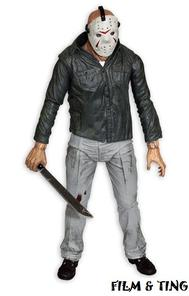 "Friday The 13:th part III (3) - Jason Voorhees 7"" Figur - Neca"