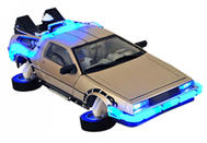 Back to the Future II - Model 1/15´81 DeLorean LK Coupe (Mark 2) 36 cm