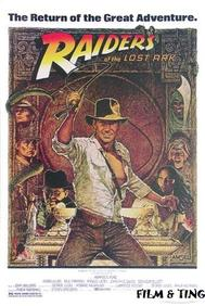 Poster: Indiana Jones - Raiders of the Lost Ark 
