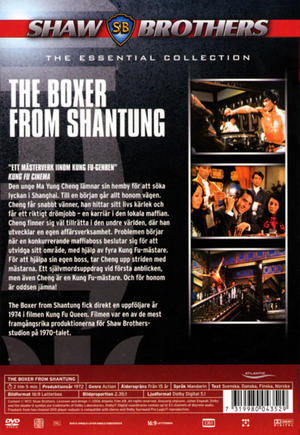 The boxer from Shantung (DVD)