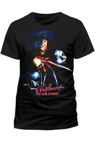 A Nightmare on Elm Street (Turkish Poster) T-Shirt (L)