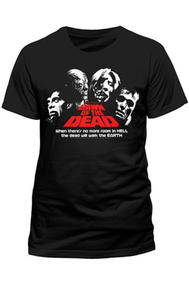 Dawn of the Dead (Head Shots) T-Shirt (M)