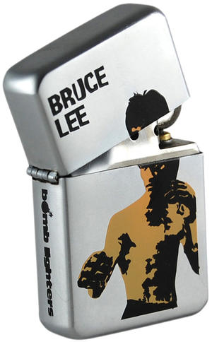 Bruce Lee Tndare - Zippo style !