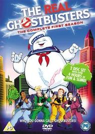 The Real Ghostbusters - Ssong 1 (2-disc) (DVD)