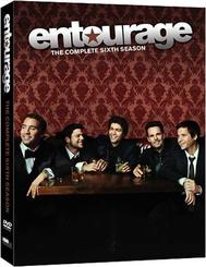 Entourage - Season 6 (3-disc) (Import Sv.Text) (DVD)