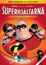 Superhjltarna (2-disc) (DVD)
