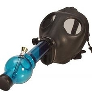 Gasmask Bong