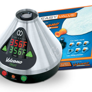 Volcano digital med easy valve