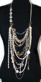 Treasure Chest Pearls Halsband
