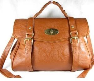 Alexa bag brown