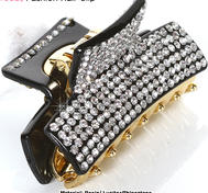 Rhinestone Fashionable barrette