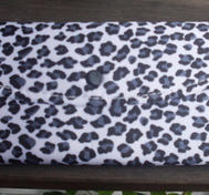 Leopard animalprinted wallet