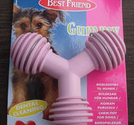 Best friend Gummy chew toy.