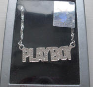 Playboy Bunny halsband.