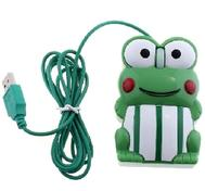 Optisk groda USB för PC och laptop.