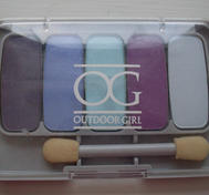OG eyeshadows.